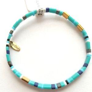 Anthropologie Stretch Bracelet By Serefina